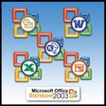 MS Office 2003 Rainbow
