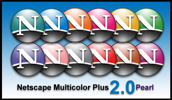 Netscape Multicolor by weboso