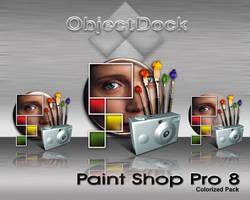 Paint Shop Pro 8 by weboso