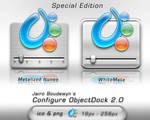 Configure Objectdock 2