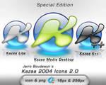 Kazaa 2004 Icons 2