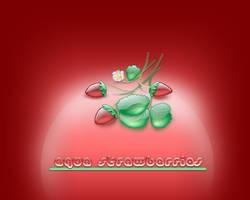 AquaStrawberries by weboso
