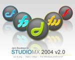 Macromedia Studio MX 2004 v2
