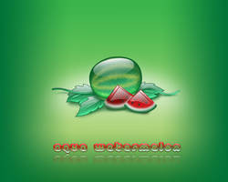 AquaWatermelon by weboso
