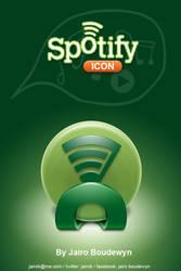 Spotify Icon by weboso