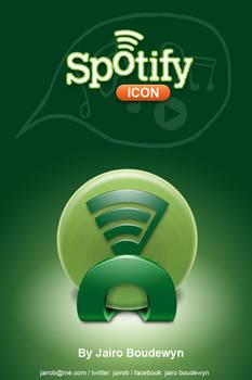 Spotify Icon