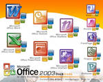 MS Office 2003 Icons 2.0