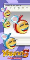 Yahoo Messenger 6 icons
