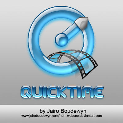 Quicktime Icons by weboso