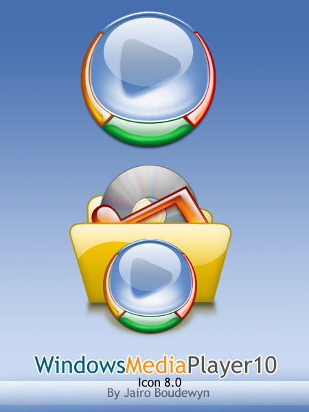 Windows Media Player 10 by weboso