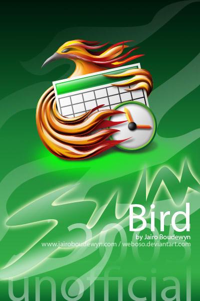 SunBIRD 2005 Icons by weboso
