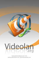 Videolan MediaPlayer Icon 2.0 by weboso