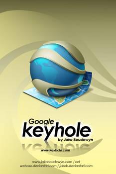 Google keyhole Icon