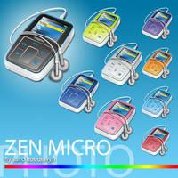 ZEN Micro Photo Icons by weboso