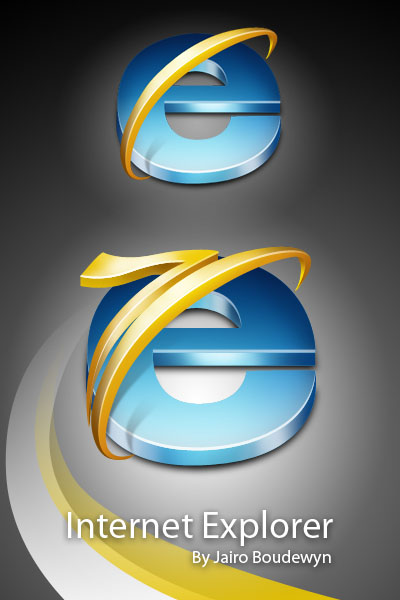 Internet Explorer 7 Icons 2.0