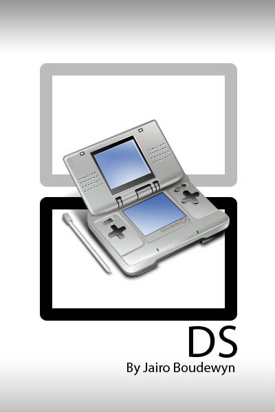 Nintendo DS Icon by weboso