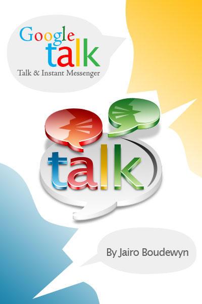 Google Talk Icon by weboso