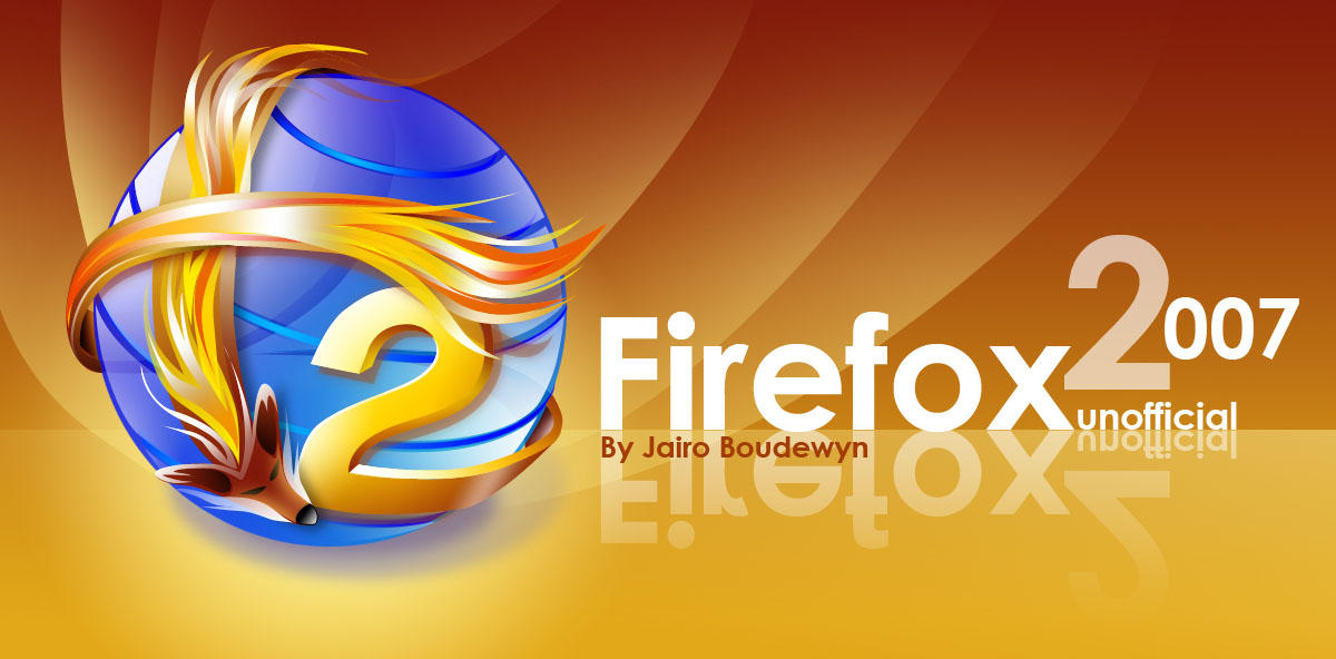 Firefox 2007 Icon by weboso