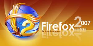 Firefox 2007 Icon by weboso