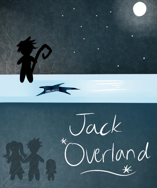 Jack Overland: Chapter One by blue-raindrop
