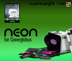 NEON for Covergloobus by Twentyeight-Ten