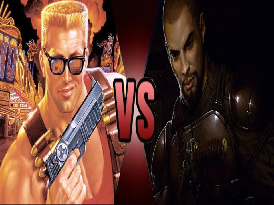 DWOAH: Duke Nukem vs Lo Wang by Garchompisbeast on DeviantArt