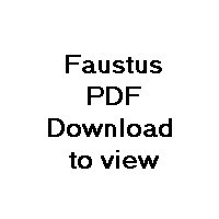 Faustus Part 19: What's a Glove Got to Do With It? by pwatson1974