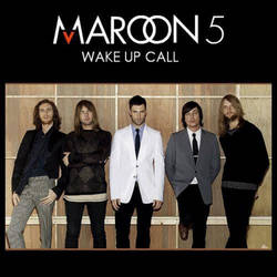 Maroon 5 Wake Up Call DiD GIF by PotterPoint-Zero