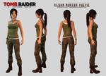 Lara Croft - Clean Hunter Outfit Download