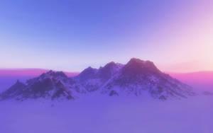 Aurora Borealis stock by Smattila