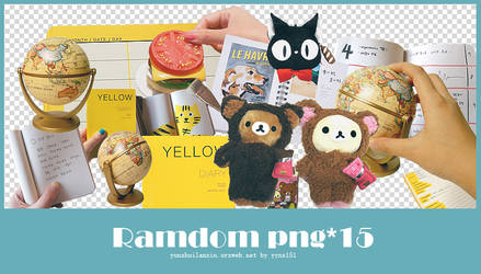 Random png pack #01