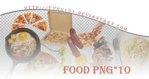 Food png pack #03
