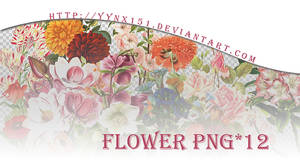 Flower png pack #06