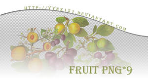 Fruit png pack #04
