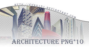 Architecture png pack #02