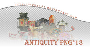 Antiquity png pack #04 by yynx151