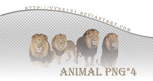 Animal png pack #07