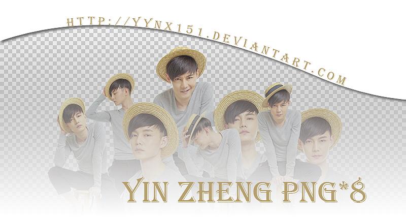 Yin Zheng png pack #01 by yynx151