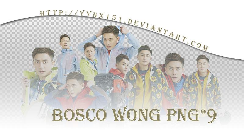 Bosco Wong png pack #02 by yynx151