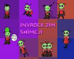 Invader Zim Shimeji