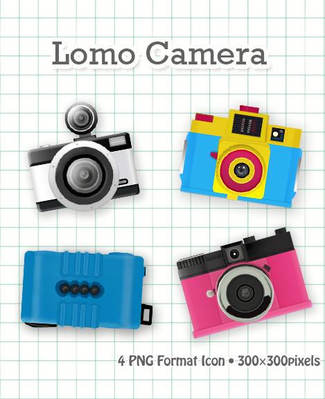 LOMO cameras by MKho