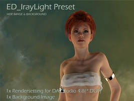 Freebie: ED_IrayLight01 by Edheldil3D