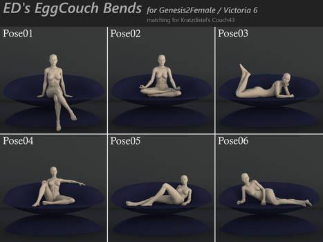 Freebie: ED's EggCouch Bends