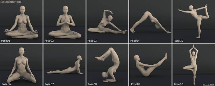 Freebie: ED's Bends Yoga
