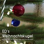 Freebie: ED's Weihnachtskugel