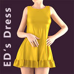 Freebie: ED's Dress for G2F