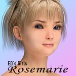 Freebie: ED's Girls Rosemarie for G2F
