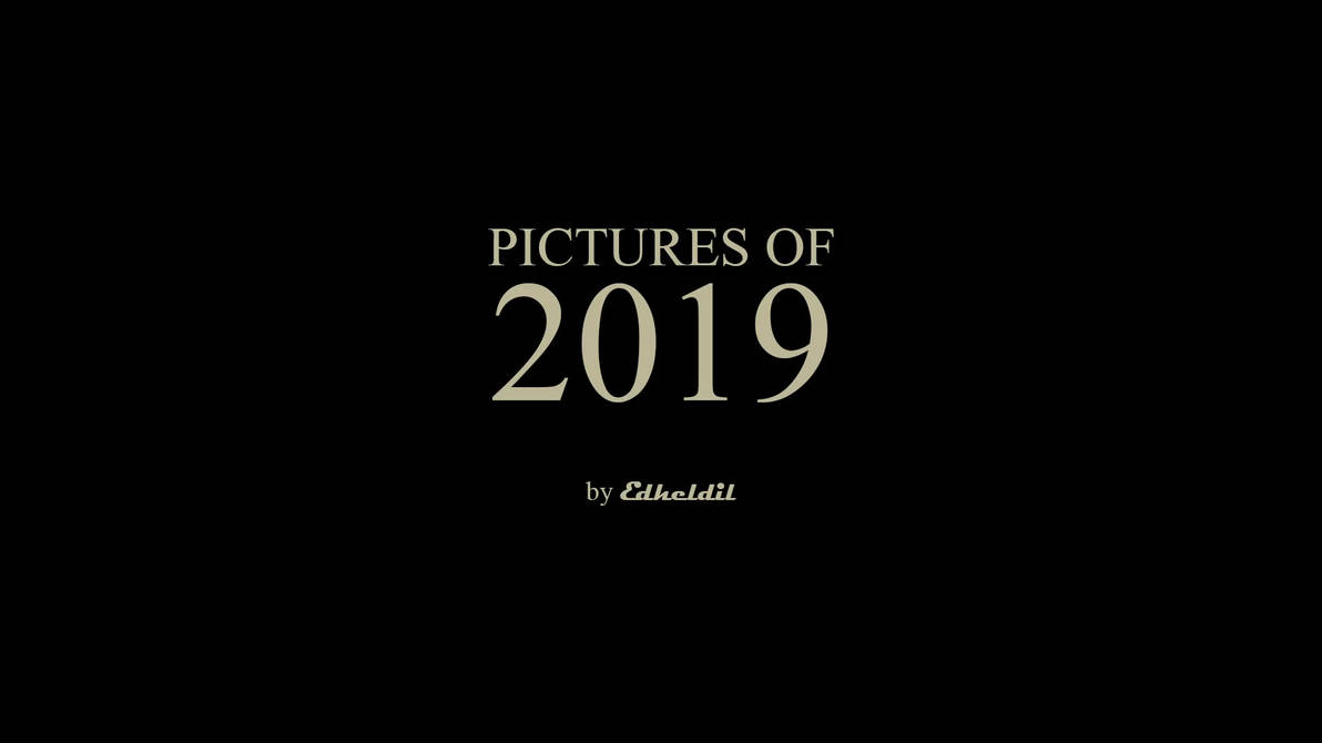 Pictures of 2019