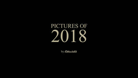 Pictures of 2018