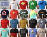Freebie: ED's Textures for MEGA Wardrobe G8M